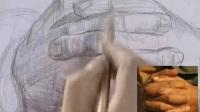 美术基础教程 素描教学.第六集
