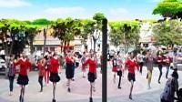荆门向东桥广场舞团体版《相知相识》