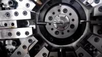 银丰弹簧机生产大双扭簧_高清15962530538 胡先生