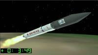 2017年09月28日,俄罗斯用质子M(Proton-M)火箭发射亚洲九号(AsiaSat-9)卫星