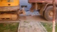 新疆维吾尔自治区农八师石河子市-北泉镇-145团-锦绣花园水泥地破拆-2