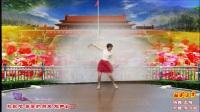 129满江红广场舞《祖国万岁》  编舞 王梅  习舞 满江红