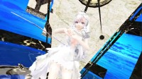 【碧蓝航线MMD】光辉老婆你怎么穿着婚纱出来跳sting啦!
