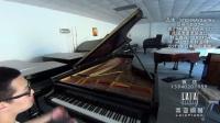 新琴售价168万 斯坦威 STEINWAY顶级九尺音乐会专用D274三角钢琴  1935年德国汉堡 施坦威 日本2017年翻新重建