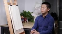 【史上最强画画教学】素描篇—第23集 木头质感犀牛画法