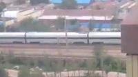 德州-北京南 高速动车离开德州站,去141线路所