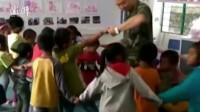 喜迎国庆:边防海警部门开展爱国活动