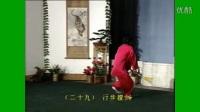 49式武当太极剑教学演示带口令(流畅)_标清