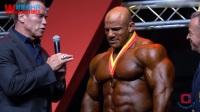 【去健身】阿诺德 健身健美赛 男士 IFBB Arnold Classic Europe 2017