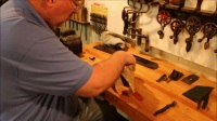 STANLEY NO  8 PLANE - PART 5 - FIDDLY BITS - CLEAN AND SHINE
