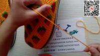 燕燕手工坊第18集钩鞋书200款--钩草莓花样下集