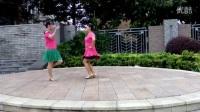 广场舞《你不来我不老》双人舞编舞茉莉.flv