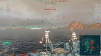(小拍郭)战舰世界EP15 生存片世上最怂金币船