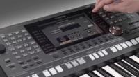 Yamaha PSR S970 S770  Main Menu主控制(键盘中国)