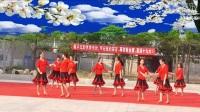 中秋节舞友联谊会肃宁县都中堡靓妹舞蹈队《草原情哥哥》