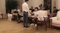 YY叶无道来参加MC阿哲新品发布会,这牌面