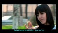 哈萨克歌曲字幕版:Asan Perdeş -Qara Qızım
