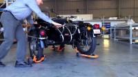 全向轮应用--摩托车转移