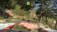 《WRC7》 青年组 法国科西嘉赛段 生涯模式全赛段流程视频 1