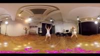laysha360度全景舞蹈,你懂的