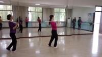 市爵士舞练习
