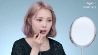 pony化妆视频_ 学化妆化淡妆