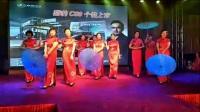 广安市旗袍协会   泛水荷塘