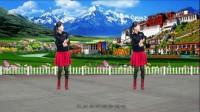 吉林小太阳广场舞水兵舞《格桑拉》视频制作:小太阳