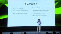 201. GPU 加速的自动扩展深度学习云 - 百度 王益