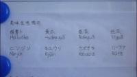 咔咔,我是日语单词书1生活1美味生活馆