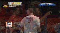 谁羽争锋-17日本超级赛男单四分之一决赛