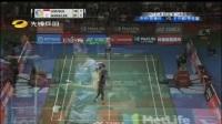 谁羽争锋-17日本超级赛混双四分之一决赛