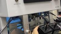 米科MC9088压排机 摄像头调节演示