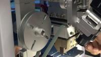 米科MC9088压排机  三星触摸排压头对位演示