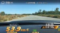 2016款东风日产天籁 0-100km/h加速测试