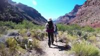 2017 徒步穿越大峡谷北缘到南缘