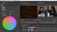 视频剪辑premiere教程 1.2 理解矢量示波器 (Vectorscope) 【Adobe premiere高级调色教程 2016】
