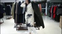 芳芳服饰)10-21期新款高端羊驼毛保暖大衣450元
