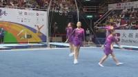 20171021 香港表演 女队 集体舞蹈