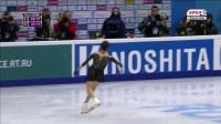 Evgenia Medvedeva LP - 2017-18 赛季 俄罗斯站