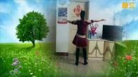 桂林香妹广场舞简单易学《爱的思念》编舞:雨中阳光