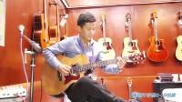 郭咚咚《玫瑰玫瑰我爱你》朱丽叶指弹吉他弹唱