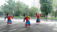 蒙古舞《鸿雁》