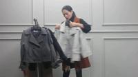 10月22日 杭州越袖服饰(尼料外套马甲系列)多份 15件  980元【注:不包邮】