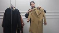 【已清】10月22日 杭州越袖服饰(呢料外套系列)仅一份 20件  1850元【注:不包邮】