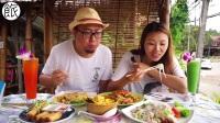探店泰国美食排行榜, 同地区排名第一的饭店, 怪不得开业仅三年火爆全球!