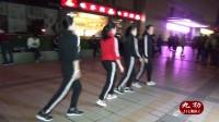 北京 百荣 伟伟曳步舞 伟伟团长带领学员练习  171022