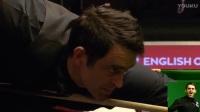 奥沙利文第891次破百 2017斯诺克英格兰公开赛VS威尔逊单杆115分