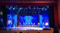 濂溪区第一届老年人运动会闭幕式旗袍秀《江山颂》演出视频---上传于2017.10.23日