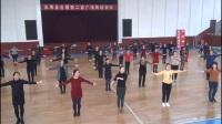 永寿县全国第二套广场舞培训班2